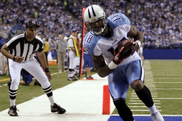 Rams Sign Former Titans Wideout Kenny Britt