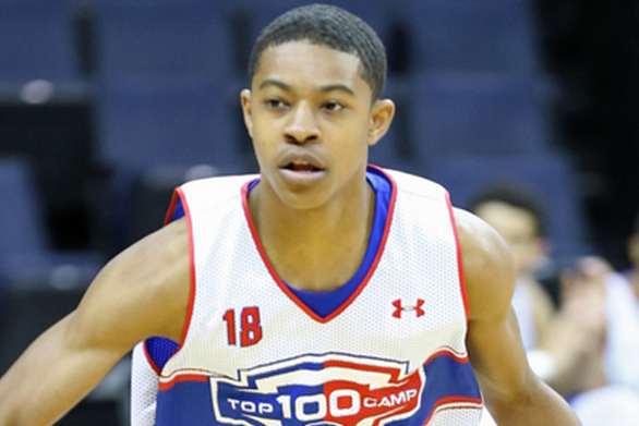 "Kentucky Commit Tyler Ulis Tweets Florida's Scottie Wilbekin ""notgood"""