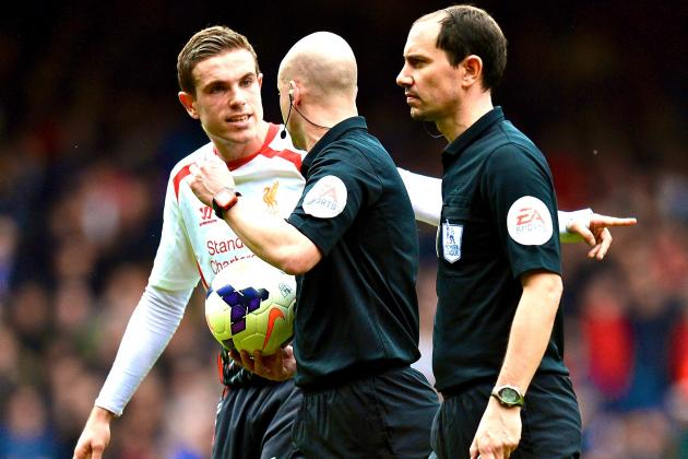 Premier League Must Use NFL-Style Replays to Avoid Referee Howlers