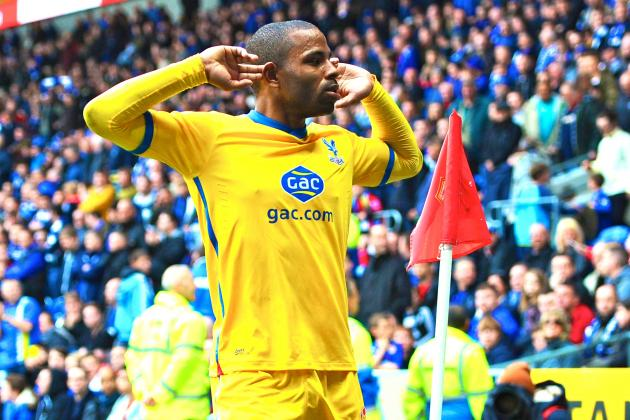 European Team of the Week: Jason Puncheon Is Palace King as Tottenham Double Up