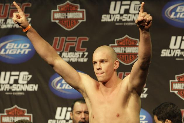 Stefan Struve Cleared to Return, Waiting on the UFC to 'Do Their Thing'
