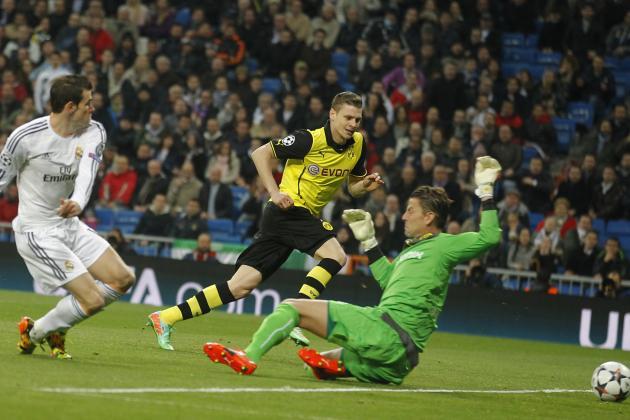 Borussia Dortmund vs. Real Madrid: Last-Second Predictions for Second Leg