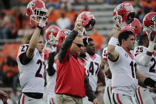 Georgia Has Golden Opportunity to Land a No. 1 Recruiting Class in 2015