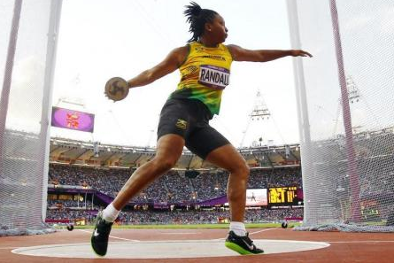Jamaican Randall Handed Two-Year Doping Ban