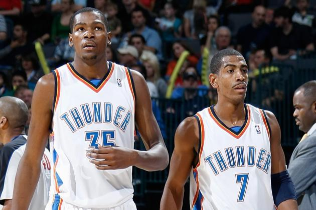 Kevin Durant Credits UConn Coach Kevin Ollie for Helping OKC Thunder Be Winners