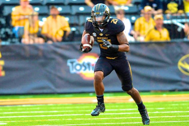 If Dorial Green-Beckham Can't Play, Who Becomes Missouri's Go-to Player?