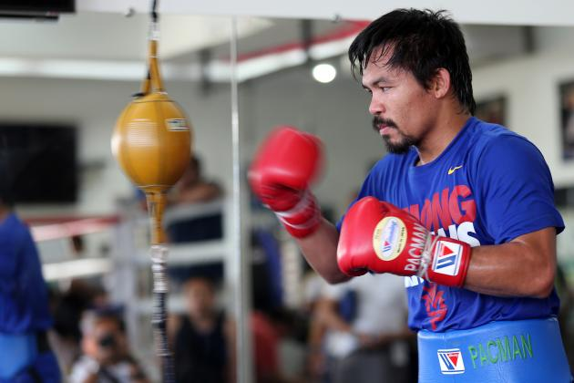 Manny Pacquiao's Essential Keys to Ensuring a Knockout vs. Timothy Bradley