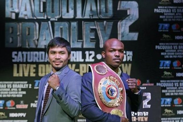 Pacquiao vs. Bradley Press Conference: Live Updates from Pre-Fight Event