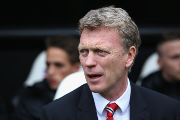 Bayern vs. Manchester United: Key Takeaways from David Moyes' Pregame Presser