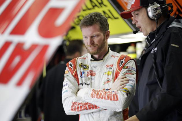 Dale Earnhardt Jr.: Latest News and 2014 Sprint Cup Ranking Ahead of Darlington