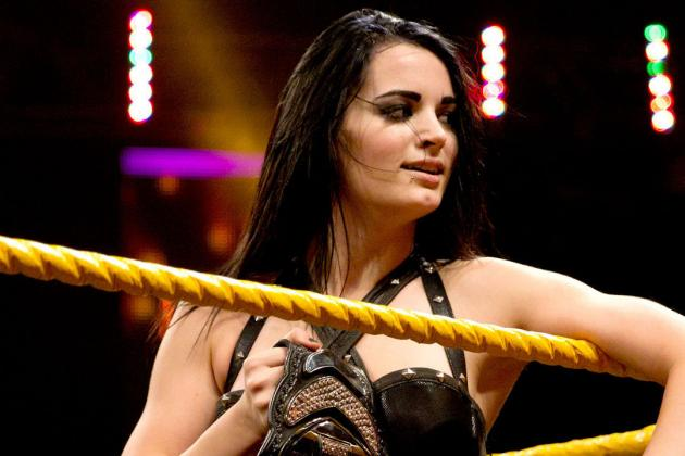 Paige Defeating AJ Lee for Divas Title Ushers in New Era for Division