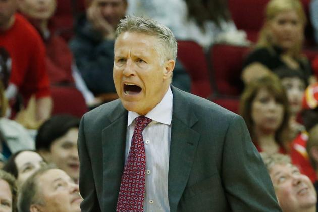Brett Brown: 'In a Twisted Way, I'm Going to Miss Coaching' Terrible Sixers