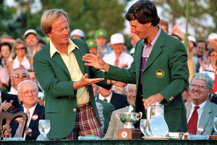 The Masters' Green Jacket Is as Historic as the Golfing Greats Who Wear It