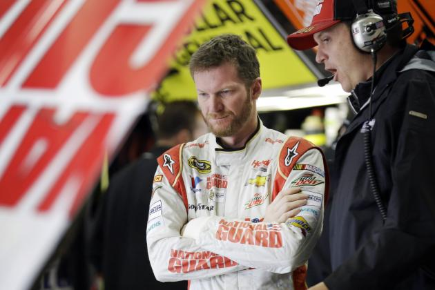 Dale Earnhardt Jr.: Latest News and 2014 Sprint Cup Ranking Ahead of Darlington
