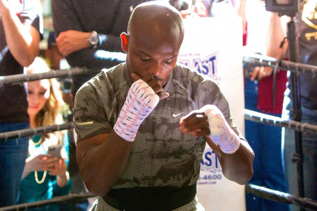 Timothy Bradley's Rise to Stardom Will Come to a Crescendo vs. Manny Pacquiao
