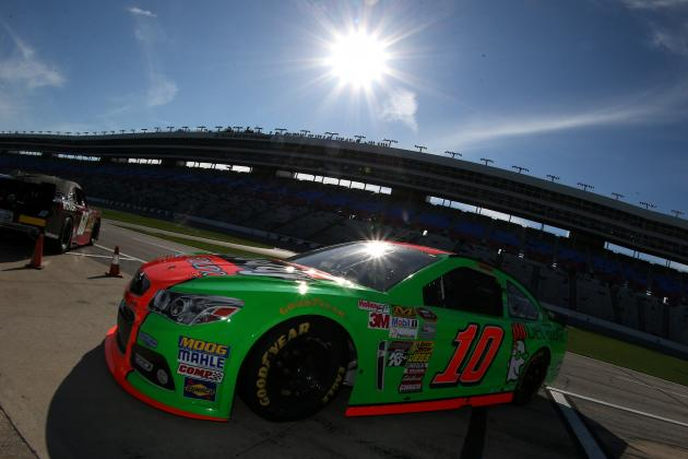 Danica Patrick: Latest News and 2014 Sprint Cup Ranking Ahead of Darlington