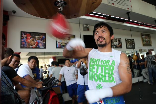 Manny Pacquiao's Keys to Victory Against Timothy Bradley in Major Rematch