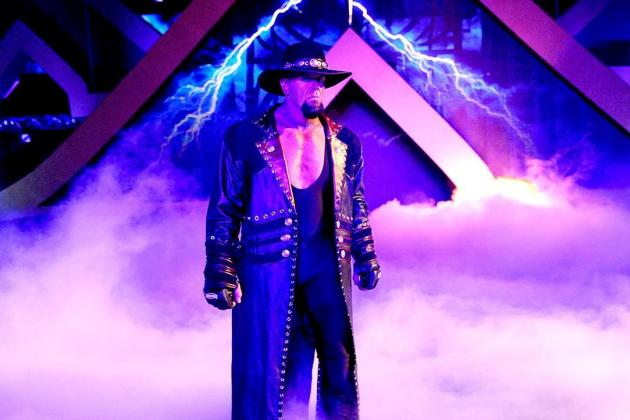The Undertaker Is Done in WWE Following the End of The Streak