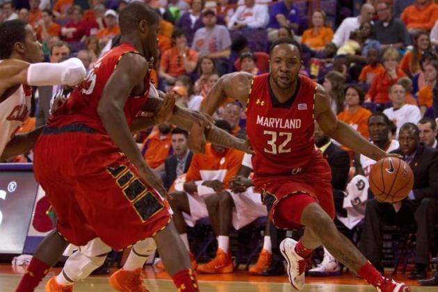 Maryland to Face Villanova in 2014 Jimmy V Classic