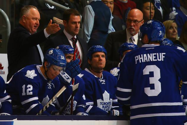 What the Toronto Maple Leafs Need to Get into the Playoffs