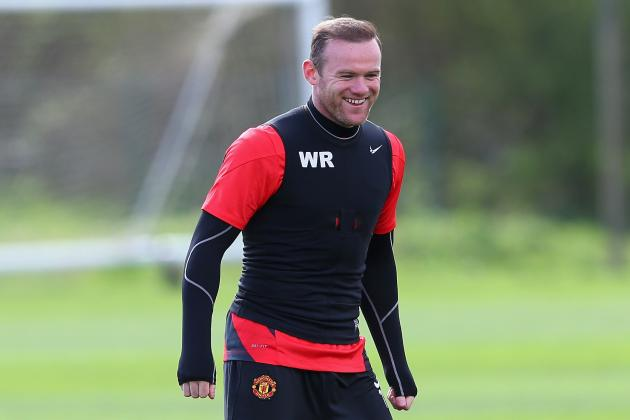 Bayern Decider a Chance for Man United's Wayne Rooney to Prove He's World Class