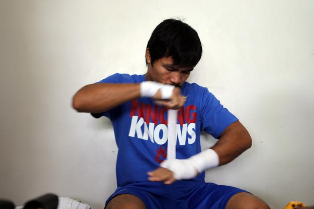 Why a Manny Pacquiao Loss Would Deal Legacy Serious Hit