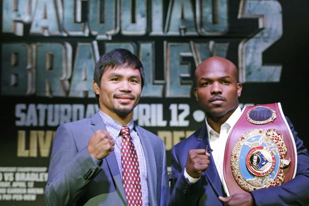 Pacquiao vs. Bradley 2: Why Desert Storm Is out for Redemption vs. Pac-Man