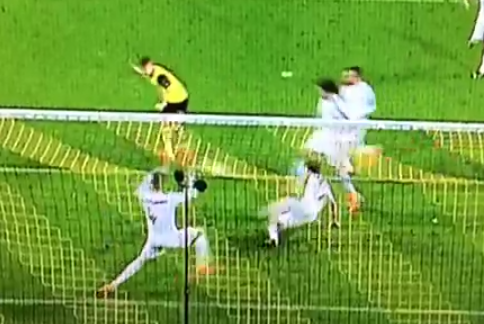 GIF: Marco Reus Gets Second Goal for Dortmund, Cristiano Ronaldo Is Not Happy