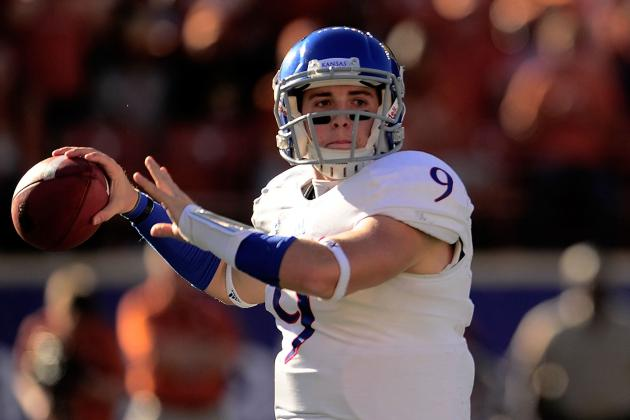 KU Football Seniors Hope to Finish on High Note