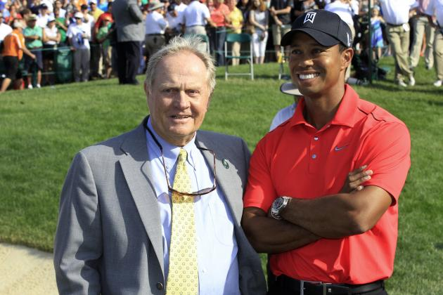 Jack Nicklaus Claims He Feels Bad for Tiger Woods