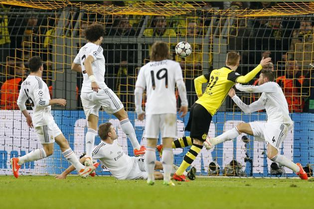 Borussia Dortmund vs. Real Madrid Score, Grades and Post-Match Reaction