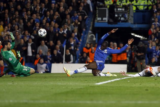 GIF: Demba Ba Scores Dramatic Game-Winner, Jose Mourinho Goes Wild