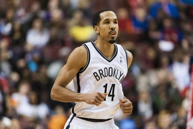 Should Keeping Shaun Livingston Be First Offseason Priority for Brooklyn Nets?