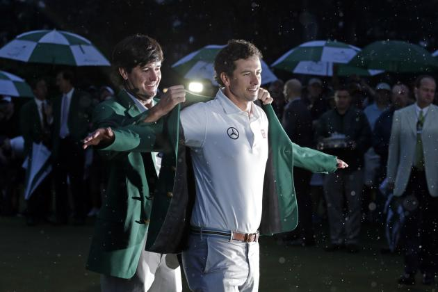 Masters 2014: Latest Odds and Betting Tips for Golf's Top Contenders