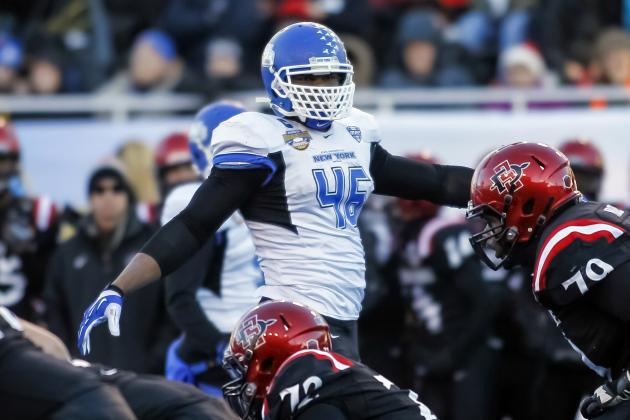 Why Khalil Mack Is Most Intriguing Prospect of 2014 NFL Draft