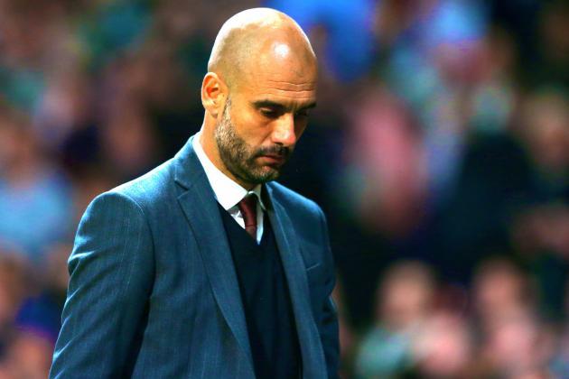 Pep Guardiola Eyes 'Life or Death' Bayern Munich vs. Manchester United Clash