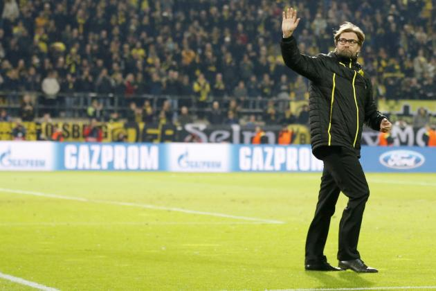Reinvented Dortmund Show Signs of Bright Future Despite Champions League Exit