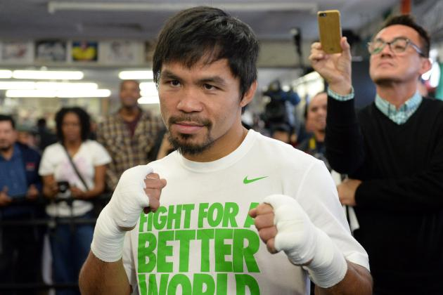 Manny Pacquiao Should Consider Retiring Regardless of Result vs. Timothy Bradley