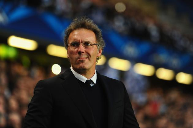 Laurent Blanc Trolled by the Ghost of Emil Kostadinov