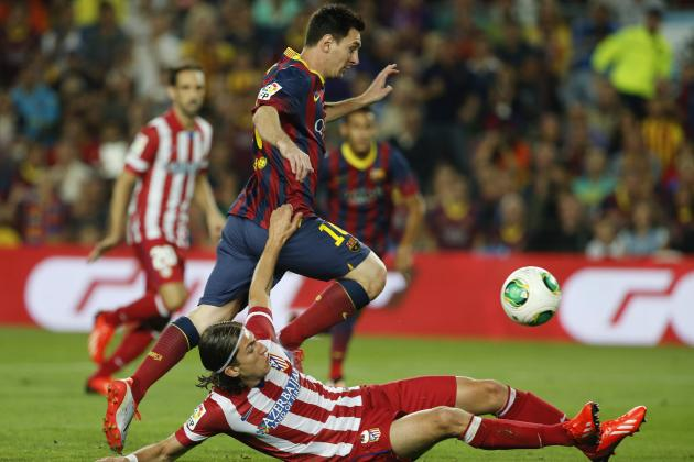 Lionel Messi's Health Key to Unlocking Atletico Madrid's Defense