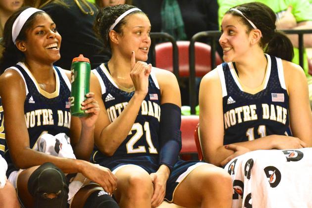 NCAA Women's Championship Game 2014: UConn vs. Notre Dame Breakdown