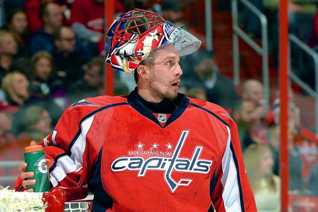Capitals' Jaroslav Halak Won't Play Former Team, Has Bad Case of the Blues