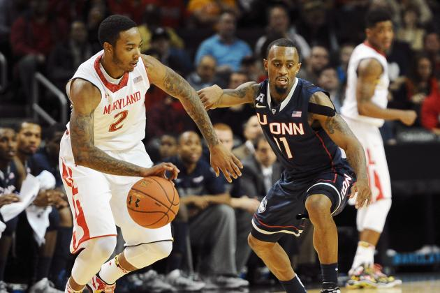 Terps' Roddy Peters, Nick Faust, Shaquille Cleare to Transfer