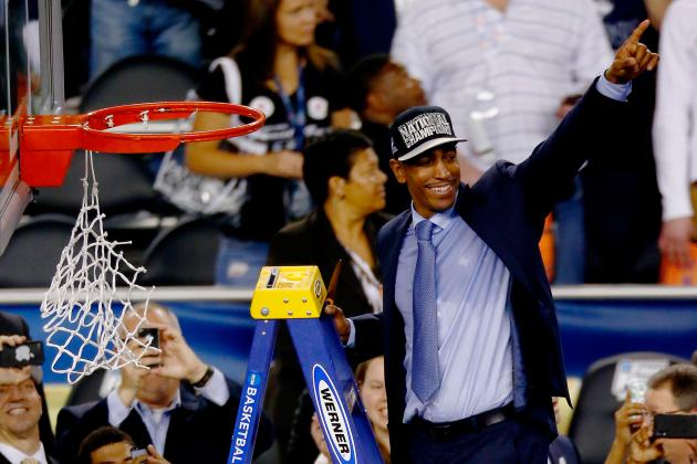 Kevin Ollie's Reign at the Top of College Basketball Just Beginning for UConn