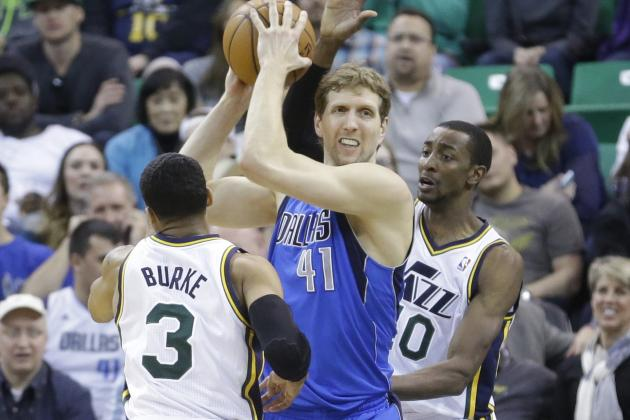 Dallas Mavericks vs. Utah Jazz: Live Score and Analysis