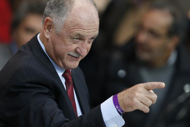 Luiz Felipe Scolari Allows Brazil Players to Have Non-Acrobatic Sex at World Cup