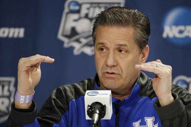 LeBron James: I'd Be 'Very Surprised' If John Calipari Made Leap to NBA