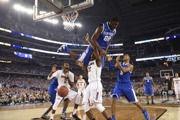 UConn-Kentucky Ratings Hurt by Lack of Busted Bracket Viewers