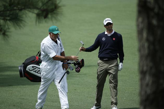 Masters Favorites 2014: Projecting Daily Score Totals for Golf's Top Stars