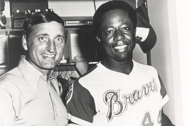 Braves Honor 40th Anniversary of Hank Aaron's HR Record with Throwback Jerseys